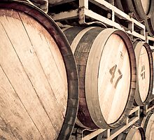 Wine Barrels by AriseShine