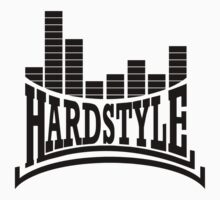 Hardstyle T-Shirt - Black by Coreper