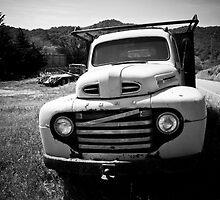 Old Truck by AriseShine