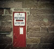 Post Box by AriseShine