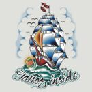 Sailors Tattoo Boad (tattoo inside) by tattoofreak