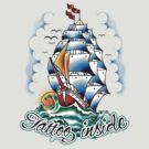 Sailors Tattoo Boad (tattoo inside) by tattoofreak