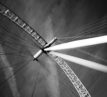 London Eye by Rebecca Finch