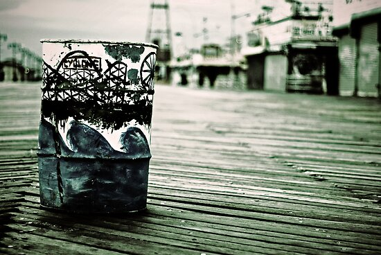The Boardwalk by Rebecca Finch