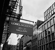 Lobel Gallery by Christine Casano