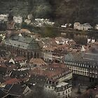 Faded Memories-Heidelberg by Jeff Clark