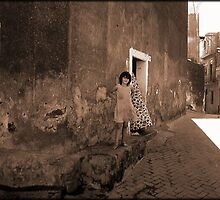 Back Street Girl Italiana by Chet  King