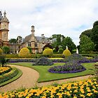 Gardens at Waddesdon Manor by Dave Law