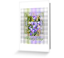 A Lucky Day Greeting Card