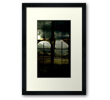 She found his imprisonment..... Framed Print
