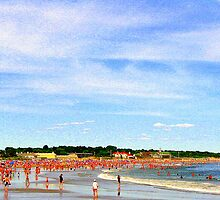 Narragansett Beach, RI, USA by mooner1