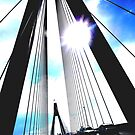 Anzac Bridge by JodieT