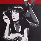 Pulp Fiction by Bowthorpe