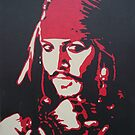 Captain Jack Sparrow by Bowthorpe