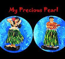 My Precious Pearl by WhiteDove Studio kj gordon