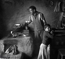 FATHER & SON by RakeshSyal
