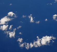 Sky from Above - Cloud Illusions by Kasia-D