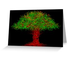 Dreamer's Tree Greeting Card