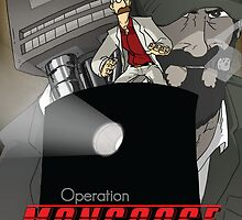 Operation Mongoose Cover Art by Eben07
