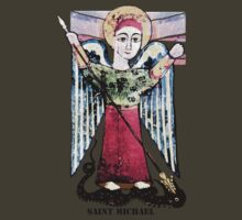 St Michael by goanna