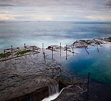Bogey Hole, Newcastle, Long Exp by Matt  Lauder