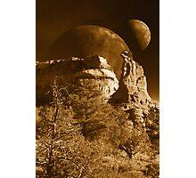 Spirit Rock Photographic Print
