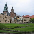 Wawel Cathedral by Elena Skvortsova
