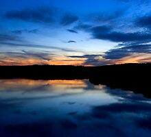 Dusky Reflections by shutterjunkie