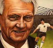 Sir Bobby Robson tribute by carss66