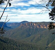 Echo Point - Katoomba by annadavies