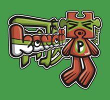 Puzzle Mascot Tag by KawaiiPunk