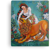 La Force Metal Print