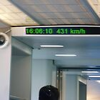 Maglev train top speed by kbend