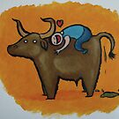 I love my bull by Ysyra