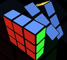 Rubics cube by luked