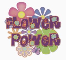 Flower Power by Linda Allan