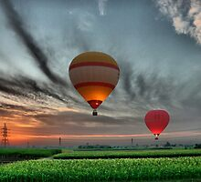 Hot Air! by Roddy Atkinson