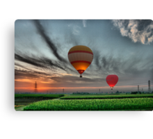 Hot Air! Canvas Print