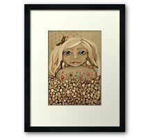 Nature's Child Framed Print