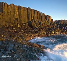 The Boneyard, Bombo Headland, NSW by Malcolm Katon