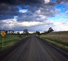 Pattersons Road. by Andrew Schweitzer