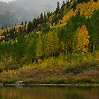 Maroon Bells by AnaBrun