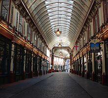 leadenhall market by Janis Read-Walters