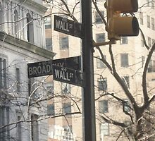 Wall Street by clavond