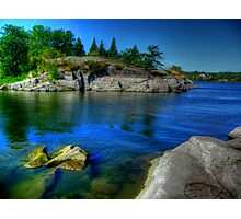 Heart of the Canadian Shield Photographic Print