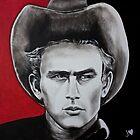 James Dean by bournemonkey