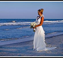 Sheri @Tybee Island, Georgia by photopronz