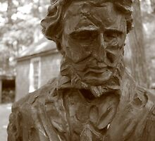 Henry David Thoreau statue 2 by AntonLee