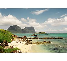 Lord Howe Island Series 5 Photographic Print