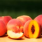 Peachy by Trudy Wilkerson